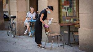 Sabadell ha portat a terme més de 3.000 inspeccions a les terrasses de bars i restaurants del municipi
