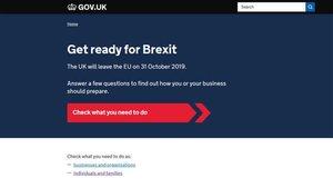 Campanya perquè els ciutadans es preparin per a un 'brexit' dur