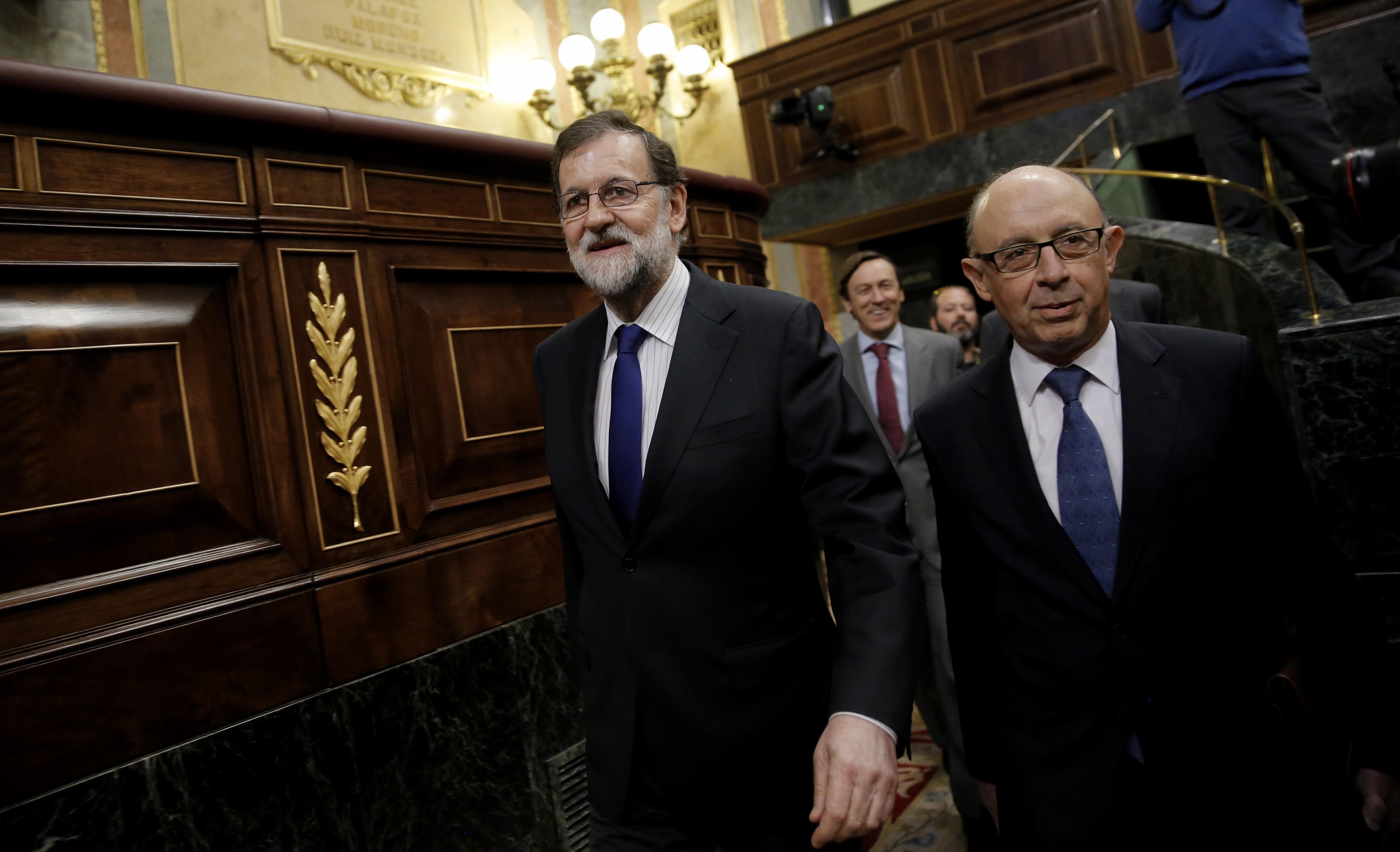El PNV arranca al Gobierno de Rajoy una rebaja millonaria del cupo vasco