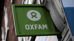 zentauroepp42050908 a sign is seen above a branch of oxfam in central london b180213141229