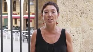 Mariona Quadrada, concejala de la CUP en Reus