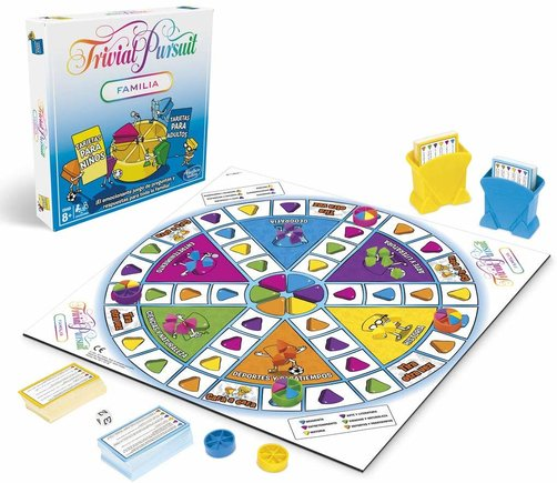 Trivial Pursuit Edición Familia