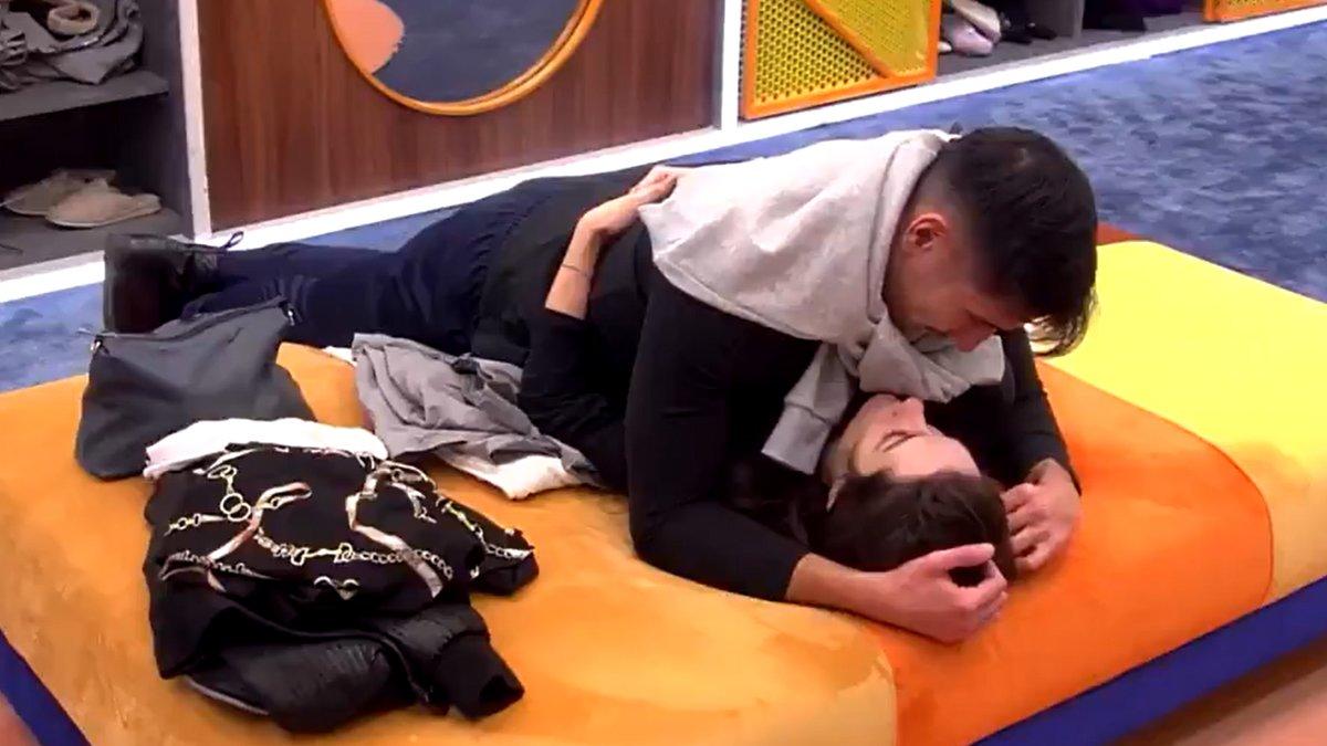 """Adara pasa la noche con Gianmarco en 'GH VIP': """"Te voy a esperar"""""""