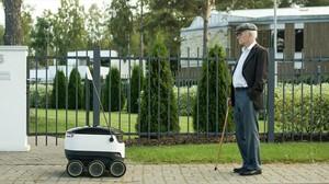 Robot a domicilio