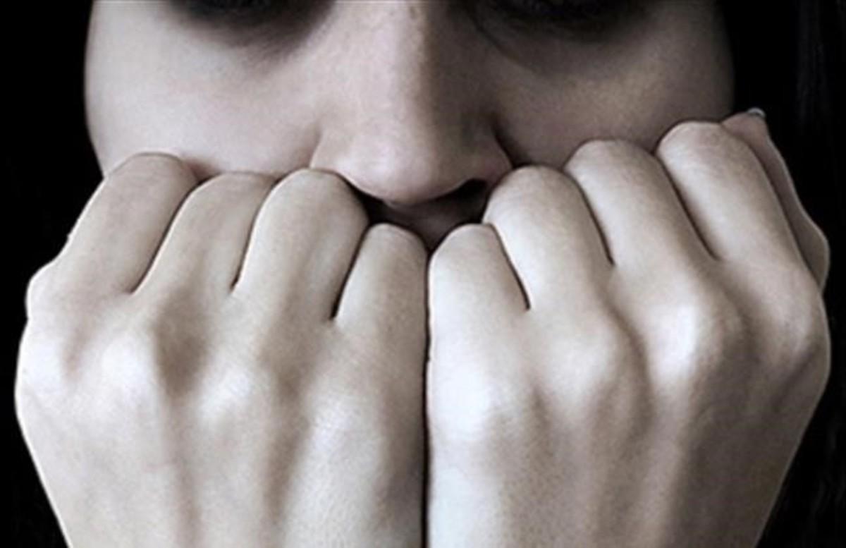 Una persona que sufre ansiedad.