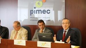 La pyme crece y representa el 58,9% de la economía catalana