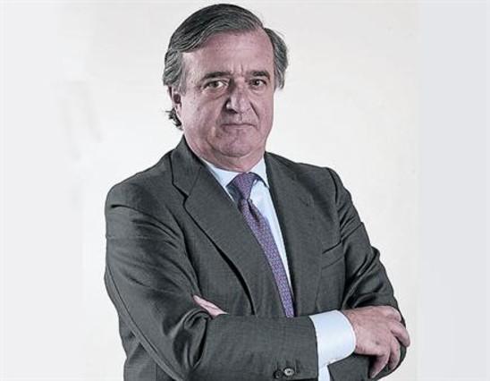 Luis López Herrera-Oria, expresidente de Axiare.