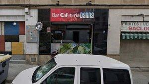 Bar Cafetería Danna, en Manresa.