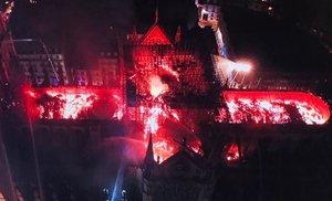 Crema Notre-Dame i altres notícies que has de saber avui, en un minut