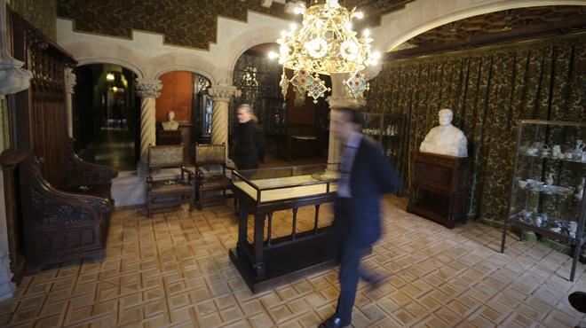 La casa amatller abre sus puertas - Casas de musica en barcelona ...