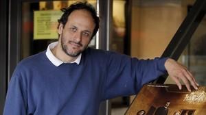 El cineasta Luca Guadagnino, en Madrid en el 2010.