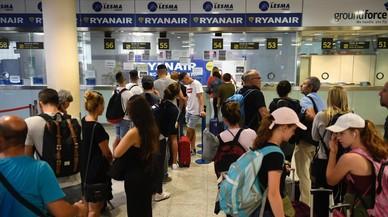 Una sentencia exime a Ryanair de pagar compensación en caso de huelga interna