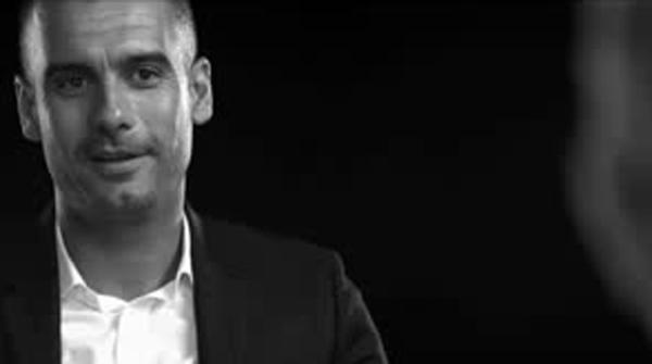 Conversaciones sobre el futuro entre Pep Guardiola y Fernando Trueba.