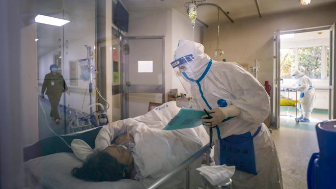 Coronavirus: 1.900 morts i més de 72.000 infectats | Últimes notícies en DIRECTE