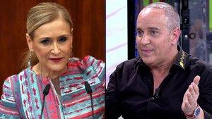 Víctor Sandoval y otros famosos que dan su apoyo a Cristina Cifuentes