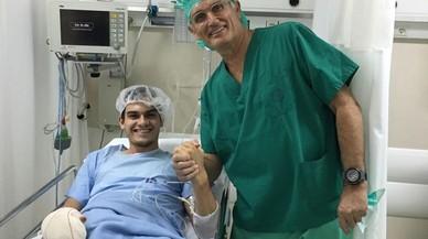 """Doctor Mir: """"Lo de Hortelano ha sido prodigioso, cualquier otro hubiese lanzado la toalla"""""""