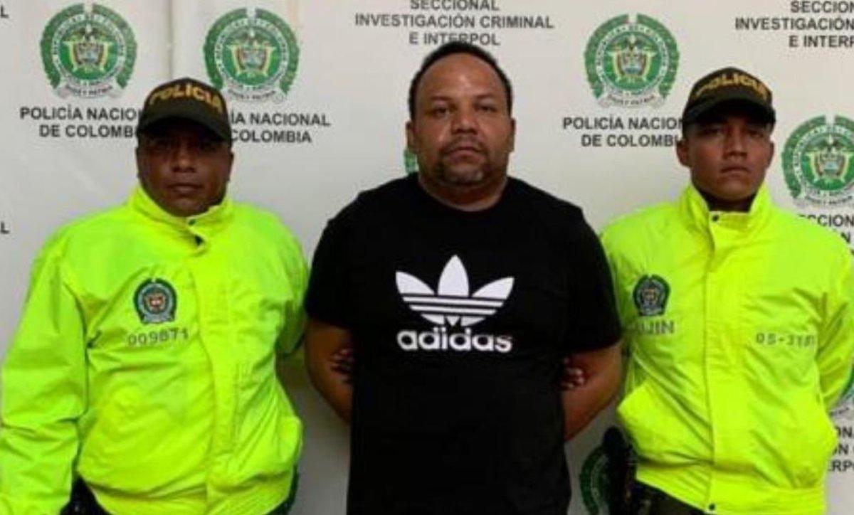 El narcotraficante huyó de la República Dominicana en lancha, partiendo de noche entre las ciudades de Pedernales y Barahona, en el suroeste del país.