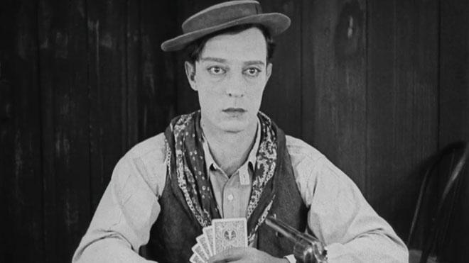 'El gran Buster': cineasta i comediant