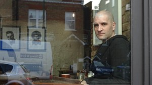 El escritor China Miéville.