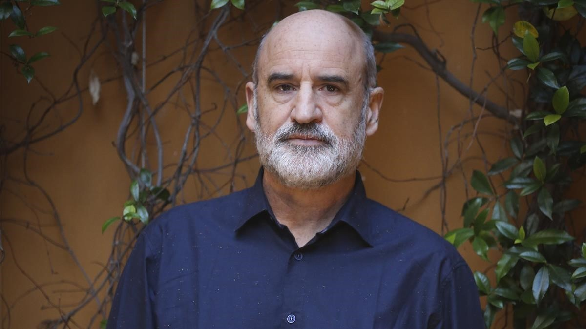El escritor vasco Fernando Aramburu.
