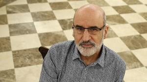 El escritor vasco Fernando Aramburu, el pasado septiembre.