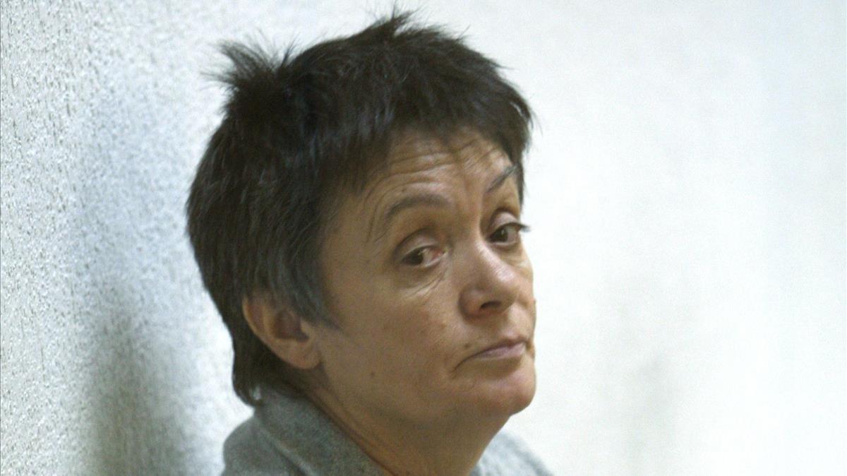 La etarra Dolores López Resino, Lola, en una imagen del 2008