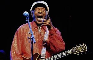 Així sona 'Big boys', el primer 'single' del disc pòstum de Chuck Berry