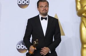DiCaprio, el icono más influyente del mundo según 'Time'