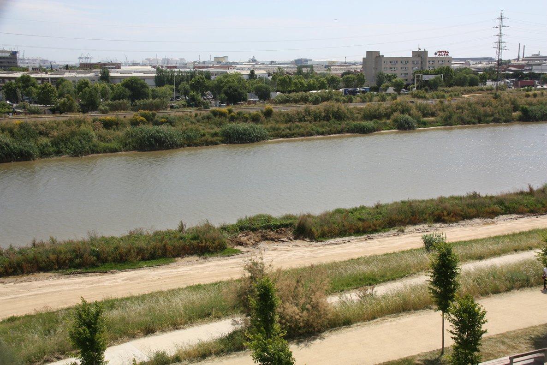 Protecció Civil alerta de l'augment del cabal del riu Llobregat i demana extremar precaucions