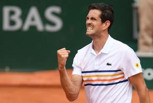 García-López dona la sorpresa a Roland Garros i elimina Wawrinka