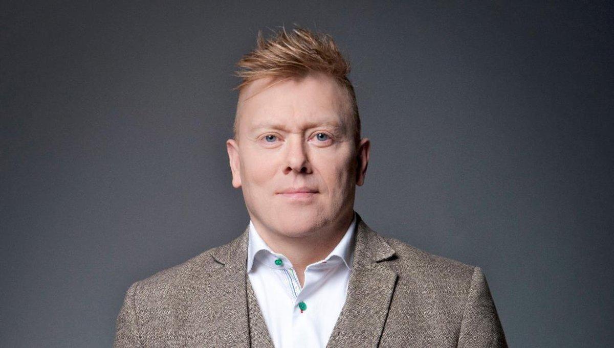 Jón Gnarr, un humorista que creó el Partido Mejor y ganó las elecciones.