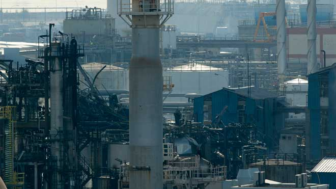 Hallado muerto el trabajador desaparecido tras la explosión de la petroquímica en Tarragona.