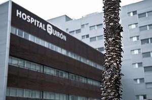 El Hospital Quirón de Barcelona.