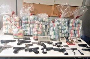 Així funcionava el clan criminal de Badalona que guanyava mig milió d'euros al mes amb el narcotràfic
