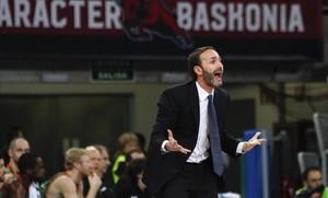 Sito Alonso, nou entrenador del Barça de bàsquet