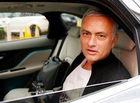 José Mourinho, en una imagen de archivo.