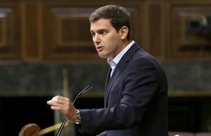 """Ciutadans exigeix al Congrés recolzar """"sense fissures"""" el jutge Pablo Llarena"""