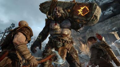 Análisis de God of War (PS4): más acción, más sangre, más espectacular