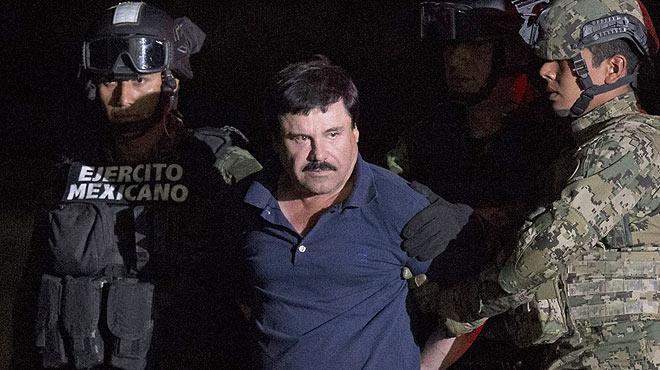 Un juez federal autoriza el traslado del Chapo Guzmána Estados Unidos.