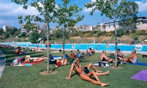 Las piscinas de Terrassa reciben más de 101.000 bañistas este verano.