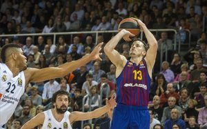 Els homes de Pesic es conjuren per derrotar el Madrid