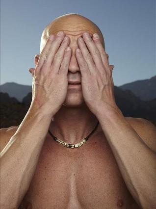 Andre Agassi. Foto: Michel O'Neill