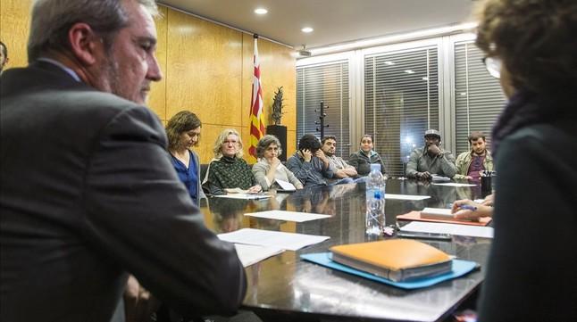 El plan de integración de los manteros costará casi un millón de euros y durará 3 años
