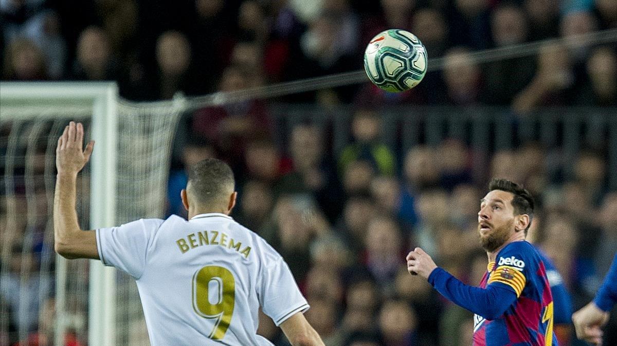 Reial Madrid - FC Barcelona: horari i on veure el clàssic en TV