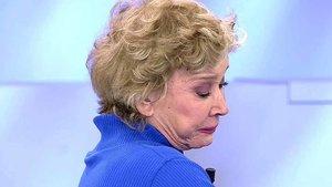 """Mila Ximénez se rompe con la entrevista de Ana Obregón: """"No estoy familiarizada con la palabra cáncer"""""""