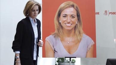 La ministra de Defensa, Maria Dolores de Cospedal.