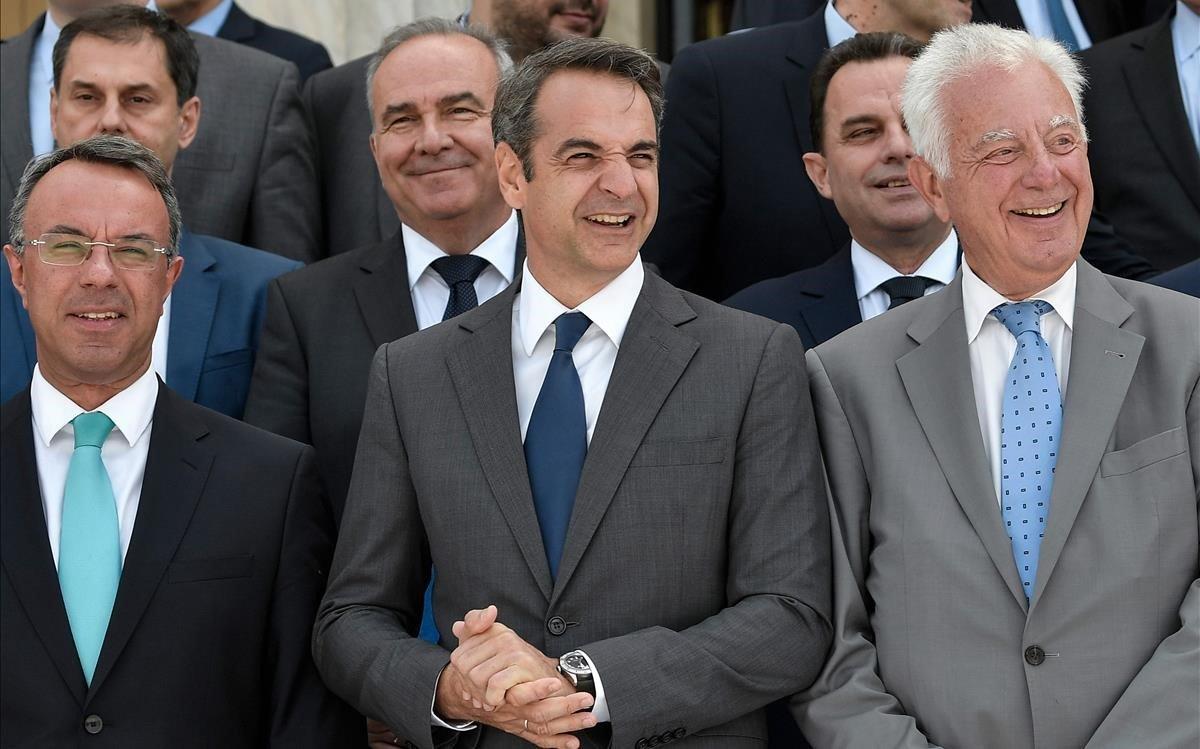 Grecia reconoce a Guaidó como presidente interino de Venezuela