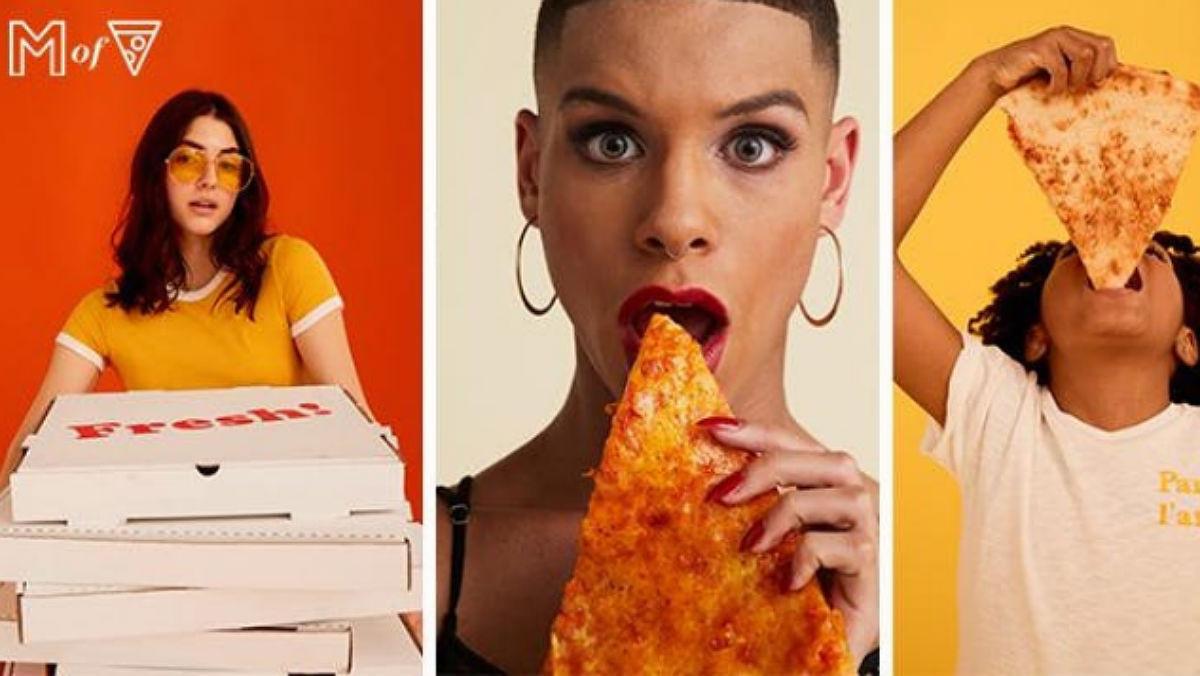 El Museo de la Pizza (#MoPi) abrirá en Nueva York el próximo octubre.