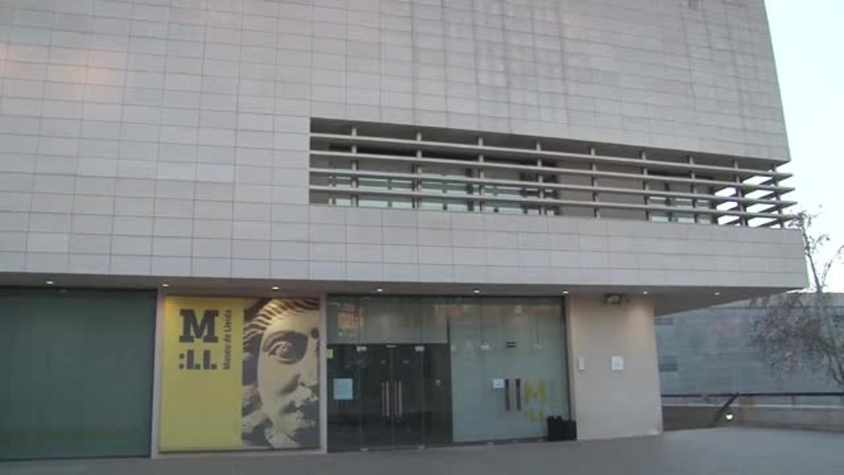 El Museu de Lleida ha entregado al Gobierno de Aragón el cuadro de La Inmaculada originario del Monasterio de Sijena.