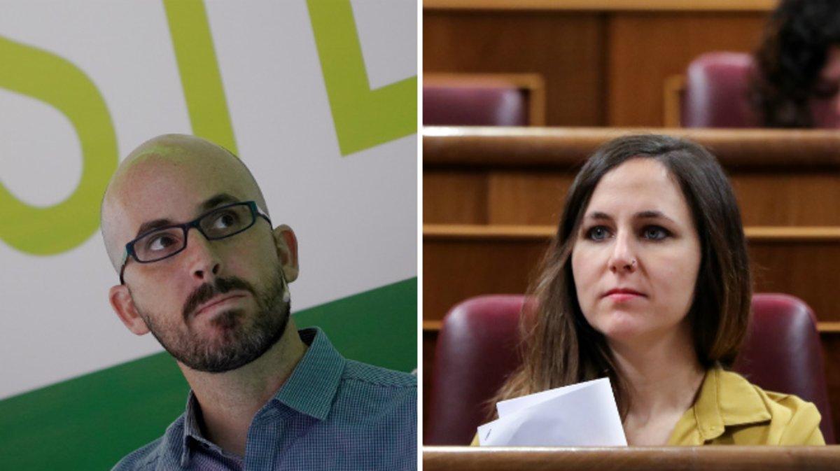 Nacho Álvarez yIone Belarra, nuevos secretarios de Estado